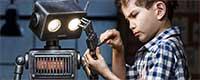 Robots網頁設計,RWD網頁設計,網頁設計,組裝機器人網頁設計,線上商店網頁設計,homepage