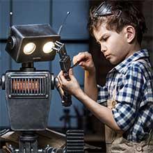 樂機器,Robots網頁設計,RWD網頁設計,網頁設計,組裝機器人網頁設計,線上商店網頁設計,homepage
