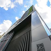 寶鋪建設,homepage,RWD,網頁設計,台北網頁設計,建築網頁設計,青田青,營建網頁設計