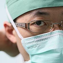 群英醫美,醫美網頁設計,RWD,homepage,網頁設計,陳廣德醫師,網站設計,醫學美容網頁設計