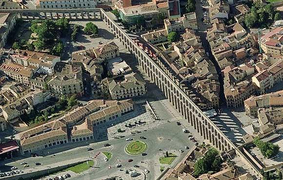 塞哥維亞 • 羅馬輸水道 | 西班牙